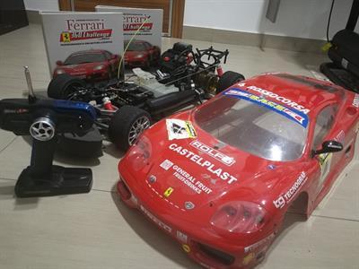 Ferrari 360 challenge DeAgostini