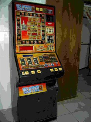 Videogioco slot machine a gettoni