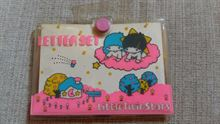 Little Twin Stars - Sanrio - letter set anni 80