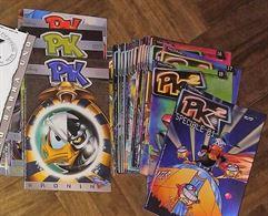 Fumetti simpson comics e pk2 paperinik