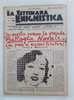 Settimana Enigmistica n.3 del 1932