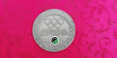 Medaglia Olimpiadi tedesche 1936