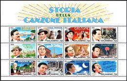 Storia canzone italiana