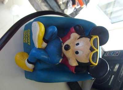 Gadget Michey Mouse Topolino Radio Anni '80